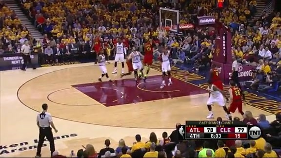 4 Rim-Rattling Dunks From Game 1 That You Have To Watch Again