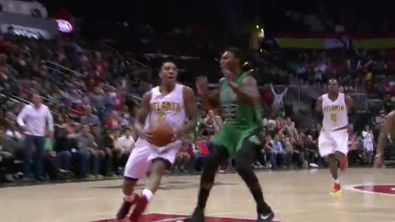 Jeff Teague: The Point Guard With All The Moves