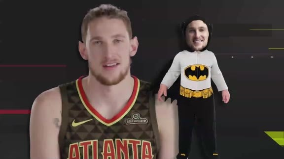 Hawks Players Recall Favorite Halloween Memories