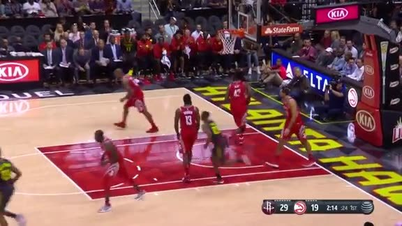 Isaiah Taylor Tallies Career-High vs. Rockets