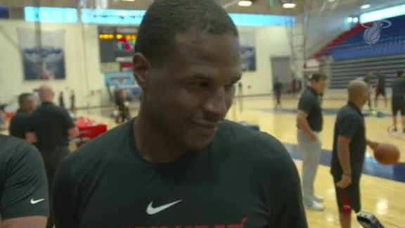Training Camp Day 3: Dion Waiters