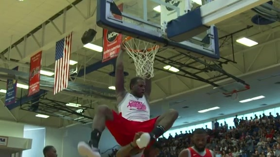 Dion Waiters Dunk