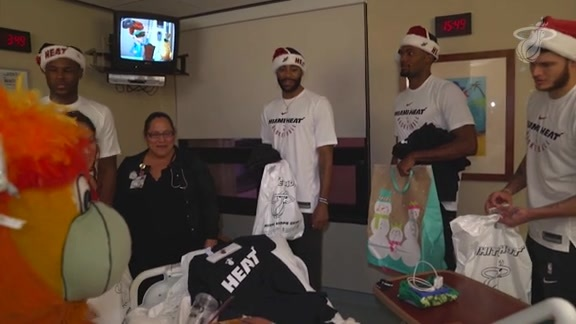 2017-18 HEAT Holiday Hospital Visits