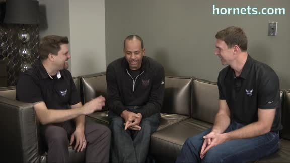 Matt and Matt with Dell Curry - 12/1/15 - Part 2 of 3