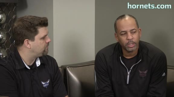 Matt and Matt with Dell Curry - 12/1/15 - Part 1 of 3