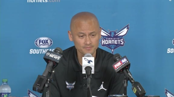 GM Rich Cho Predraft Press Conference Part 2 - 6/17/16