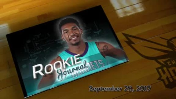 2017-18 Rookie Journal | Malik Monk - 9/29/17