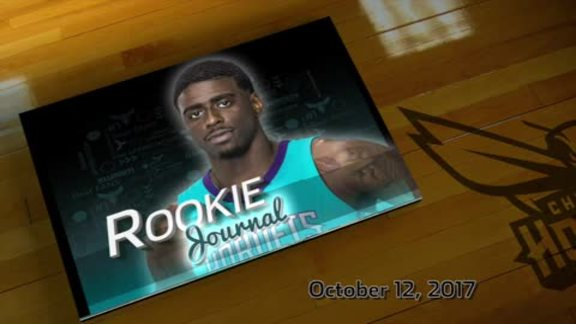 2017-18 Rookie Journal | Dwayne Bacon - 10/12/17