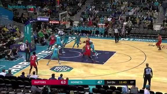 Game Highlights vs. Raptors - 12/20/17
