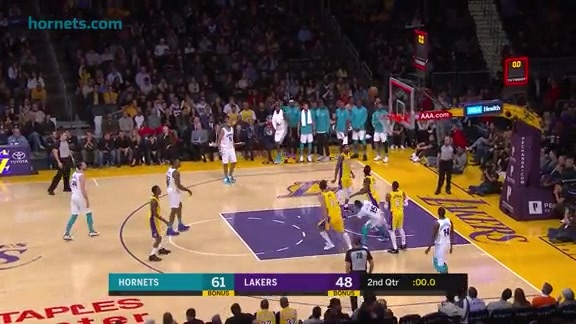 Game Highlights vs. Lakers - 1/5/18