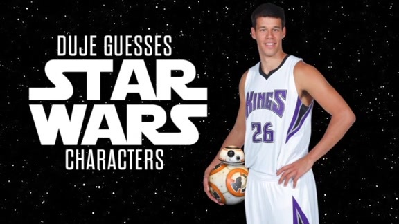 Duje Guesses Star Wars Characters