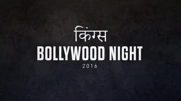 2016 Kings Bollywood Night Intro