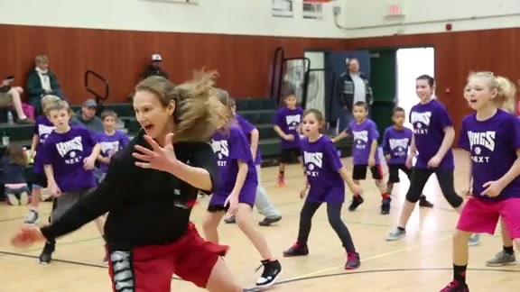 Kings NEXT Holiday Hoops Camps and Clinics 12/2015
