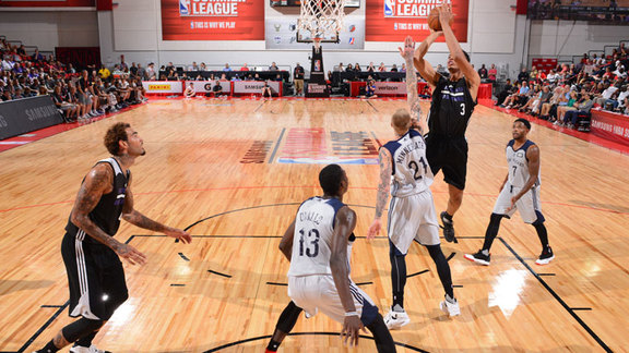 Kings vs Pelicans Summer League Highlights
