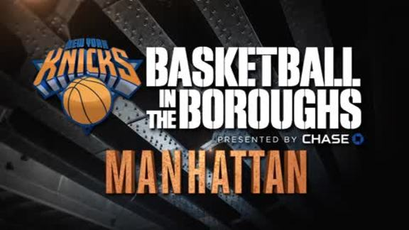 Basketball in the Boroughs presented by Chase: Manhattan Night with Jose Calderon