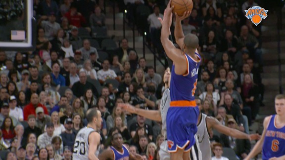 2015-16 Season In Review: Arron Afflalo Highlights