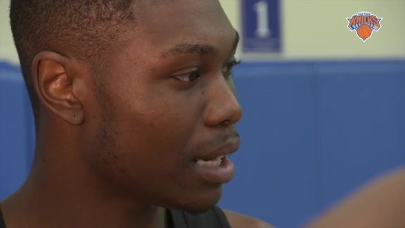 WED Summer League Practice: Early Looking to Make Most of Opportunity