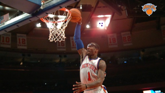 #CongratsSTAT: Amar'e Stoudemire Highlights