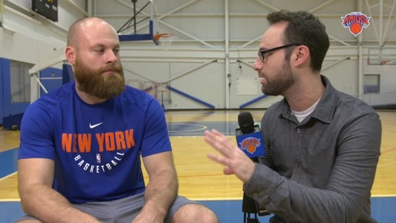 Scouting Report | Knicks @ Thunder: Dave Bliss