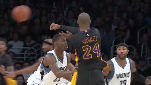 Best of Kobe Bryant Assists