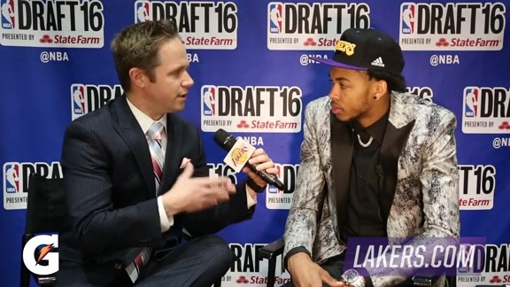 Brandon Ingram 1-on-1 (06/23/16)