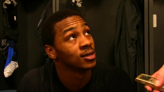 Keith Appling on Joining Magic