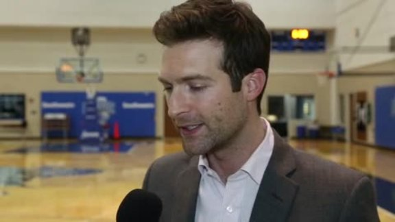 One-On-One with Rob Hennigan