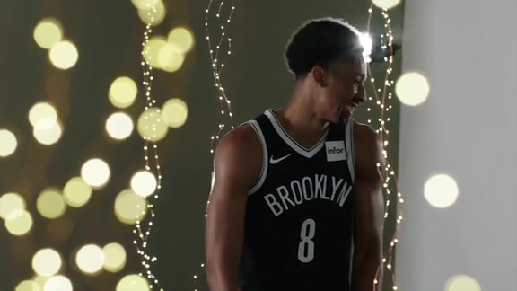 Spencer Dinwiddie - Who Powered Your Dreams?