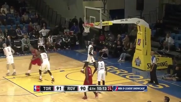 Axel Toupane D-League Highlights