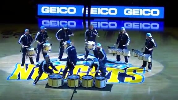 Skyline Drumline Highlights