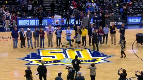 50th Anniversary Honoree: Season Ticket Holders