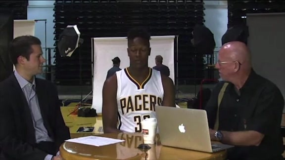Myles Turner on Fitting into Today's NBA