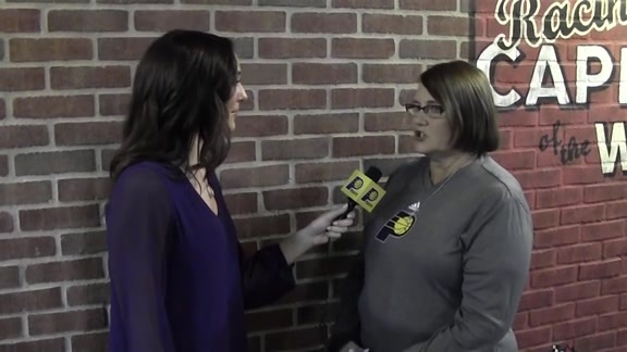 Sherri Linn on Crawfordsville's Basketball History