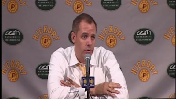 Postgame: Vogel Press Conference 151106