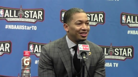 Postgame: All-Star Coaches on PG's Performance