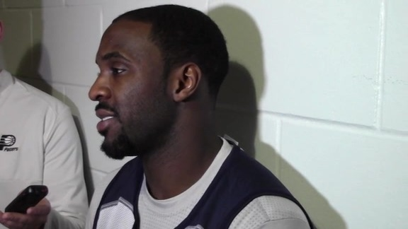 Shootaround: Ty Lawson on Finding a Fit in Indiana