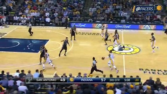 Monta Goes for 26 in #PacersWin