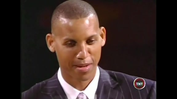 Relive Reggie Miller's Jersey Retirement Night