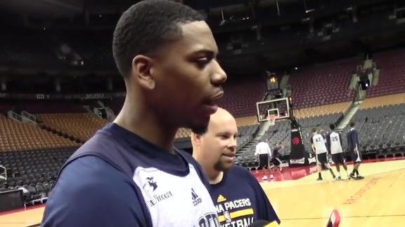 GR3 TV: Robinson III Asks The Tough Questions To Solomon Hill
