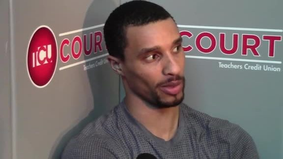 Practice: G. Hill on Returning To Toronto