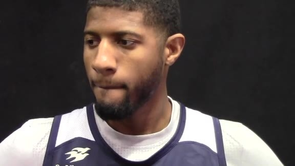 Practice: George on Matchup with DeRozan, Preparing for Game 5