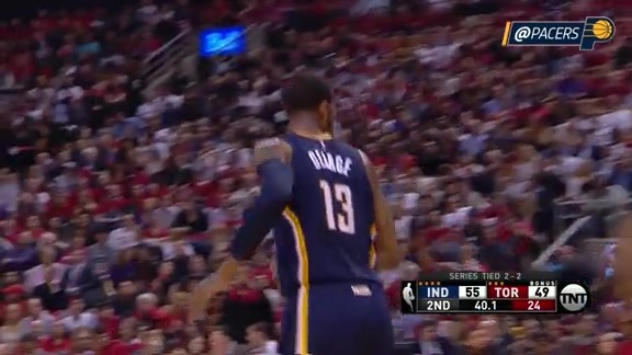Highlights from Paul George's 39-Point Performance in Game 5