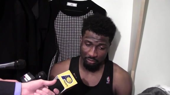 Postgame: Solomon Hill on Fourth Quarter Issues, Last-Second Shot (Game 5)