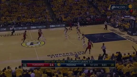 Mahinmi Finishes with Authority