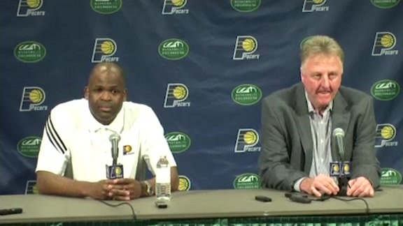Pacers Introduce Nate McMillan as Head Coach