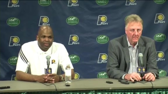 Nate McMillan on Style of Play, Approach to Draft and Free Agency