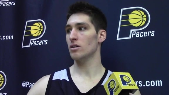 Draft Workouts: Ryan Arcidiacono
