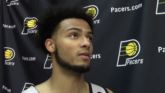 Draft Workouts: Shavon Shields