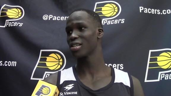 Draft Workouts: Thon Maker