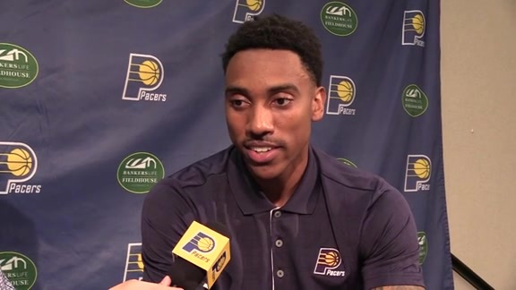 Jeff Teague Comes Home to Pacers: